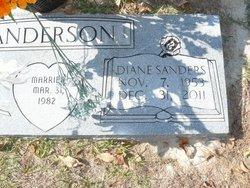 Sandra Diane <i>Sanders</i> Anderson