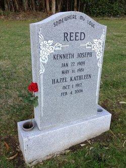 Hazel Kathleen <i>Doyle</i> Rodriguez Reed