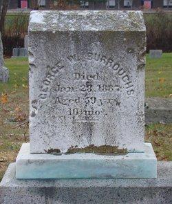 George W Burrows