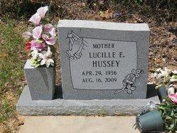 Lucille E. Hussey