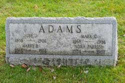Nora <i>Parrish</i> Adams