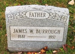 James W Burrough