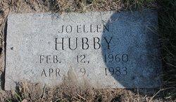 Jo Ellen Hubby