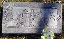 Walter Lyle Altermatt