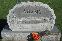 Mary Ellen <i>Napierskie</i> Adams