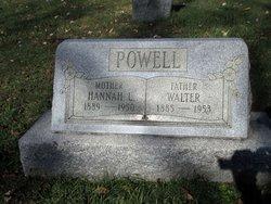 Hannah <i>Lloyd</i> Powell