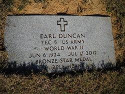 Earl Duncan