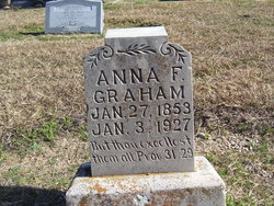 Anna F <i>Tarpley</i> Graham