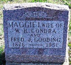 Maggie I. <i>Ammons</i> Condra Gooding
