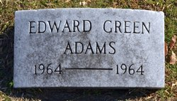 Edward Green Adams