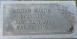 William Martin Brantley