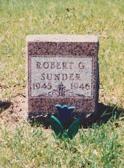 Robert Gilbert Sunder