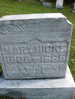 Mary <i>Piper</i> Hicks