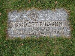 Bridget Bronislawa Bronna Baron