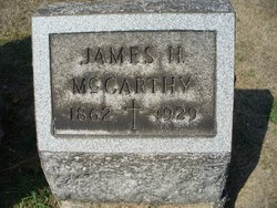 James H McCarthy