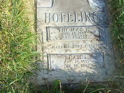 Leah Irene <i>Johnson</i> Hofeling