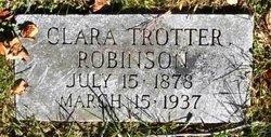 Clara <i>Trotter</i> Robinson