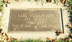 Carl William Alff