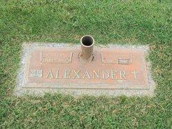 Walter L Alexander