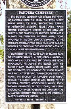 Bandera Cemetery