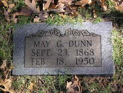 Mattie May May <i>Gookin</i> Dunn