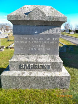 Joseph Allen Allen Sargent