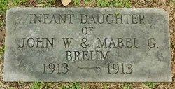 Infant Daughter Brehm