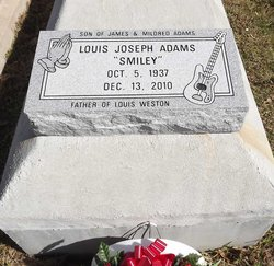 Louis Joseph Smiley Adams