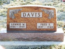 Fred E. Davis