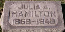 Julia A Hamilton