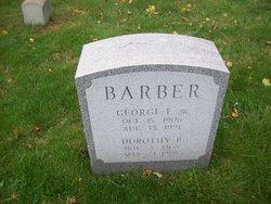 George F. Barber, Jr