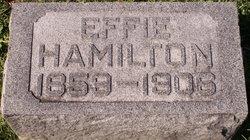 Effie Hamilton
