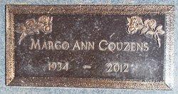 Margo Ann Couzens