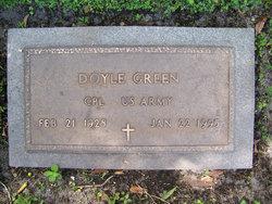 Doyle Green