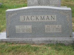Bettie Bett <i>Price</i> Jackman
