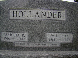Martha Rose <i>Parrish</i> Hollander