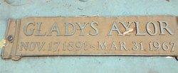 Mary Gladys <i>Aylor</i> McGee
