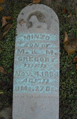 Minzo Gregory