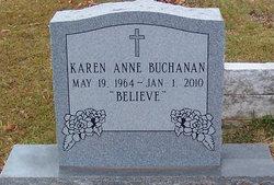 Karen Anne Buchanan
