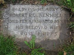 Rose Mary <i>Phipps</i> Hollox