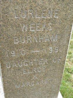 Lurlene Weeks <i>Harriman</i> Burnham