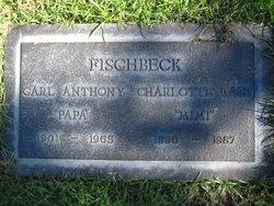 Charlotte Mimi <i>Nash</i> Fischbeck