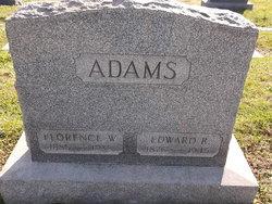 Edward Roy Adams