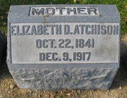 Elizabeth <i>Danley</i> Atchison