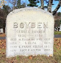 Lucy P <i>Boyden</i> Kelton