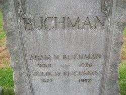 Lillie M. <i>Lightcap</i> Buchman