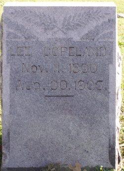 Levi M Lee Copeland