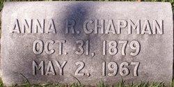 Anna R Chapman