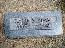 Clydie <i>Sinks</i> Adams