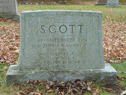 Lillian M. <i>Hunt</i> Scott